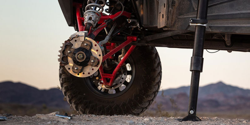 How To Jack Up UTVs And ATVs