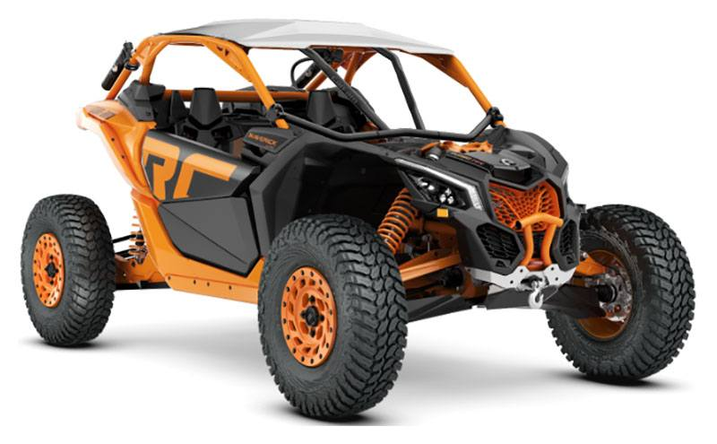 Best Overall Side-by-Side UTVs : CAN-AM Maverick X3 and Turbo RR